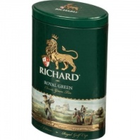 Чай Richard Royal Green зеленый 80 г